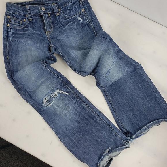 Kasil Denim - Kasil By David Lim Flared Jeans